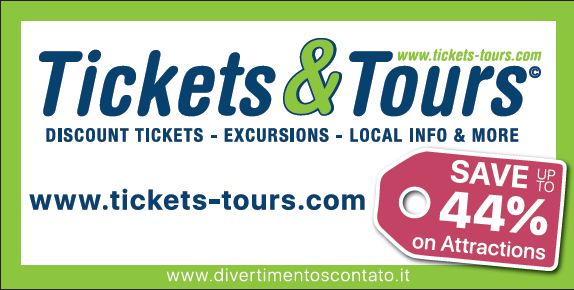 tickets e tour divertimento scontato